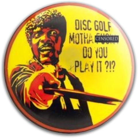 Dynamic Discs Fuzion Judge Putter Disc #17004