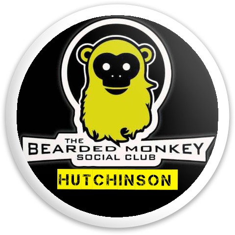 BeardedMonkey 2 Westside Discs Tournament Giant Driver Disc