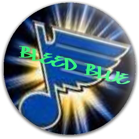BLEED blue Dynamic Discs Fuzion Judge Putter Disc