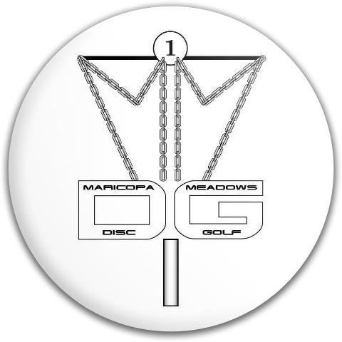 MMDG LOGO MVP Neutron Medium Ion Putter Disc