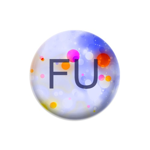 FU1 Dynamic Discs Judge Mini Disc Golf Marker