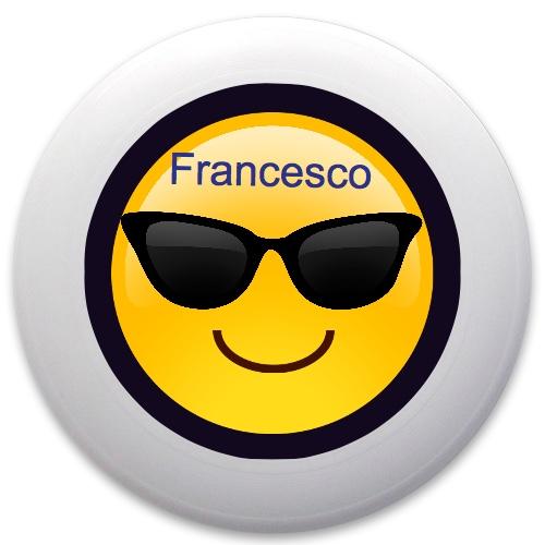 Francesco Emoji Discraft Ultrastar Ultimate Frisbee - Designed By New  Designer 25470 - Design Your Own Discraft Ultrastar Ultimate Frisbee