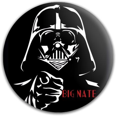 Big Nate Dynamic Discs Fuzion Judge Putter Disc