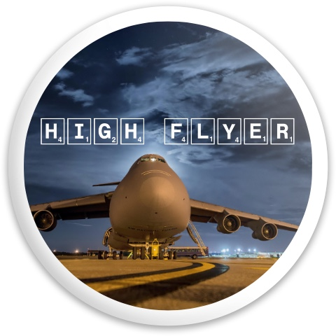 High Flyer Latitude 64 Gold Line Missilen Driver Disc