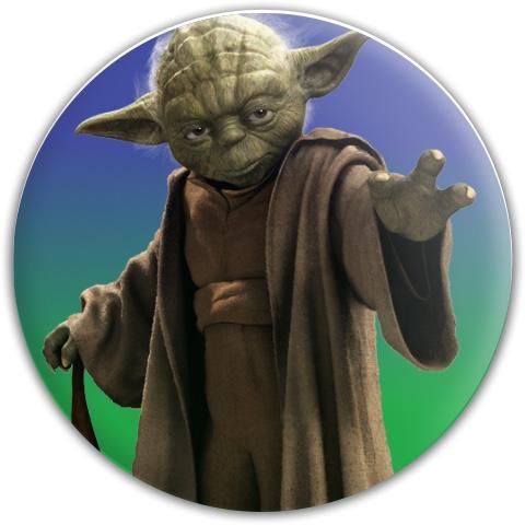 Yoda Dynamic Discs Fuzion Warden Putter Disc