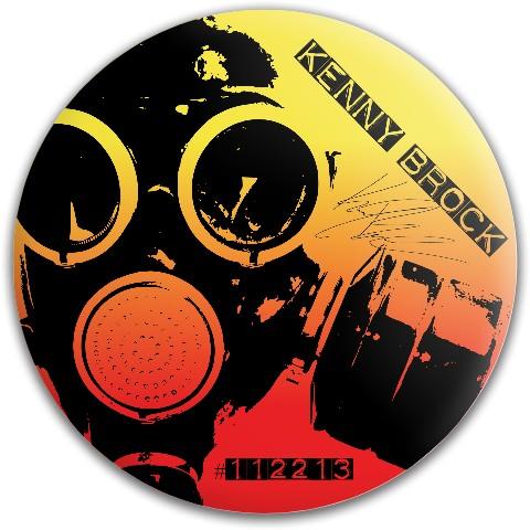 Dynamic Discs Fuzion Warden Putter Disc #59767