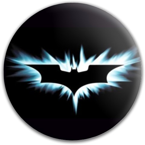 Batman! Dynamic Discs Fuzion Judge Putter Disc