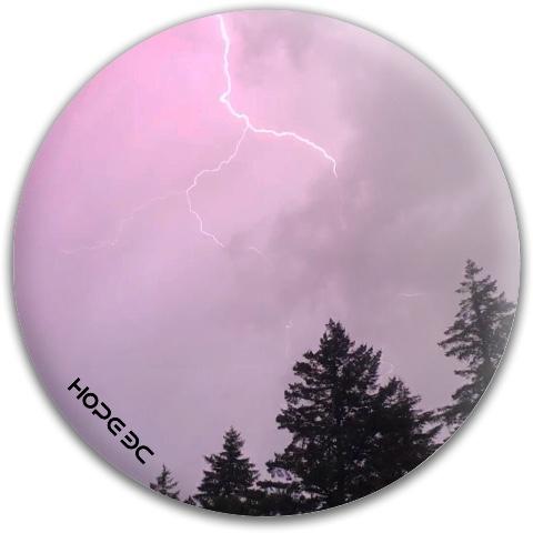 Hope BC Dynamic Discs Fuzion Judge Putter Disc