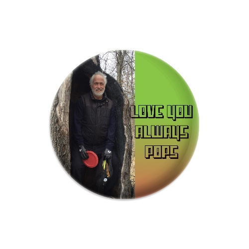 Dynamic Discs Judge Mini Disc Golf Marker #63003