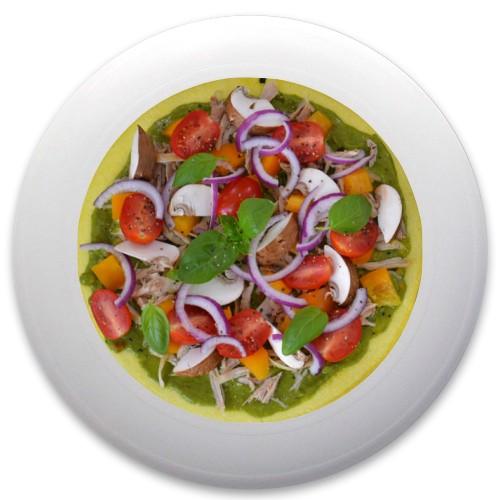 Design #63014 (Food and Drinks) Discraft Ultrastar Ultimate Frisbee