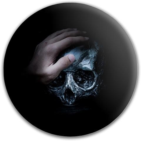 Design #63094 (Skull) Dynamic Discs Fuzion Truth Midrange Disc