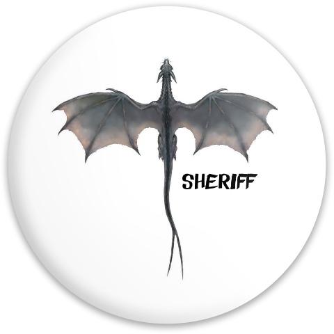 Dynamic Discs Fuzion Sheriff Driver Disc #63816