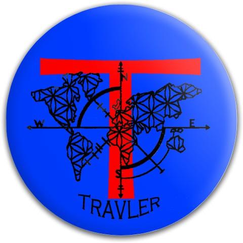 Travler DG 2 Blue Dynamic Discs Fuzion Suspect Midrange Disc