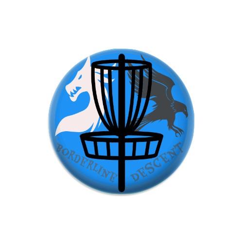 Dynamic Discs Judge Mini Disc Golf Marker #64691