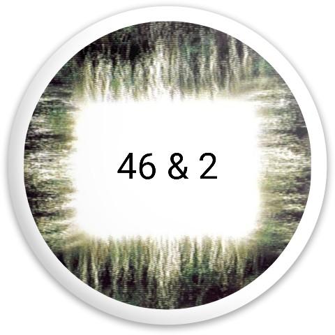 Latitude 64 Gold Line Compass Disc #64787