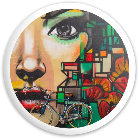 Design #65914 (Art) Latitude 64 Gold Line XXX Driver Disc