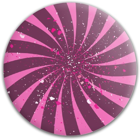 Spiral Disc Dynamic Discs Fuzion Warden Putter Disc