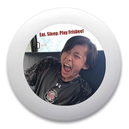 Eat. Sleep. Play Frisbee! Ultimate Frisbee