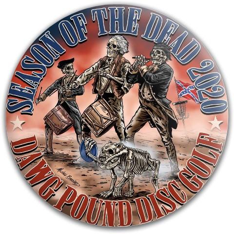 Season of the dead 2 Dynamic Discs EMAC Truth Midrange Disc