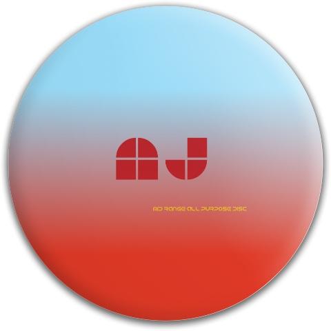 Latitude 64 Gold Line Compass Midrange Disc  #72322