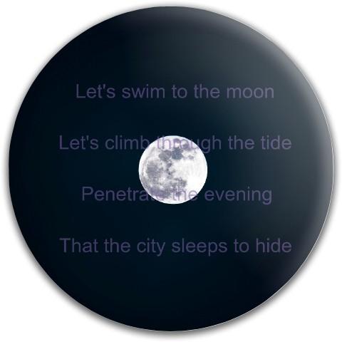 Moonlight drive Westside Tournament Harp Putter Disc