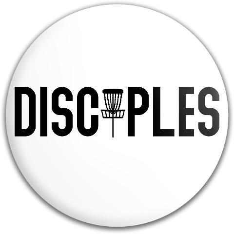 Disciples Disc Golf Dynamic Discs Deputy Putter Disc