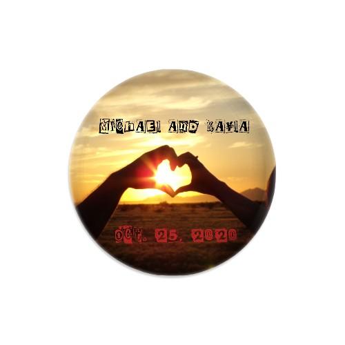 Dynamic Discs Judge Mini Disc Golf Marker #73570