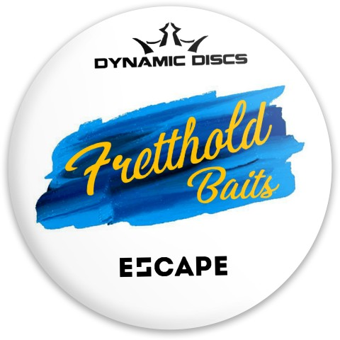 Dynamic Discs Escape Driver Disc #73912