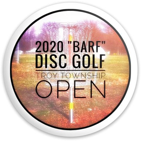 2020 Troy Township Open Dynamic Discs Latitude 64 Opto Explorer