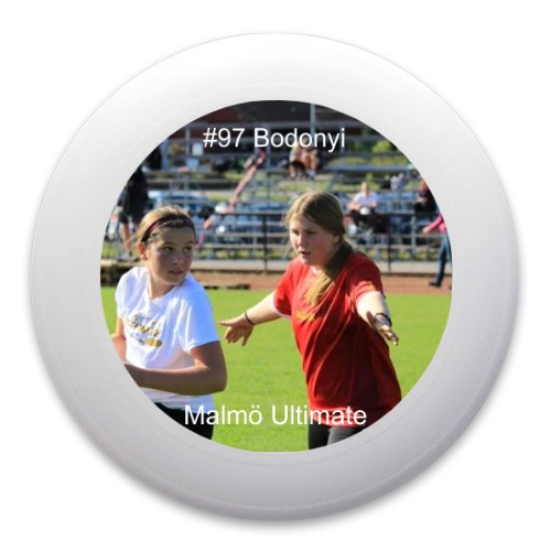 Ultimate Frisbee #74426