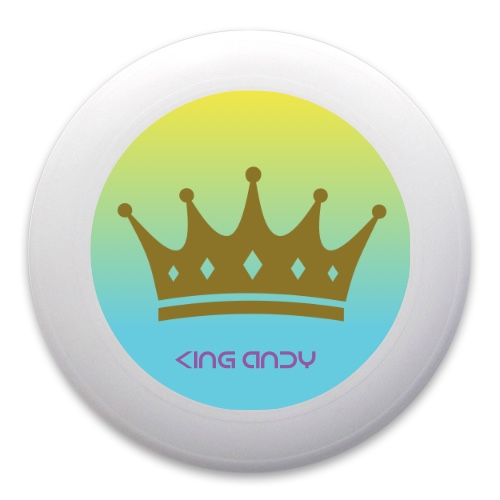 King Andy Ultimate Frisbee