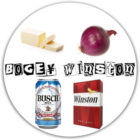Bogey Winston Dynamic Discs Fuzion Truth Midrange Disc
