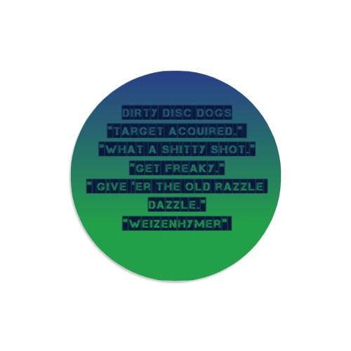 Dynamic Discs Judge Mini Disc Golf Marker #76472