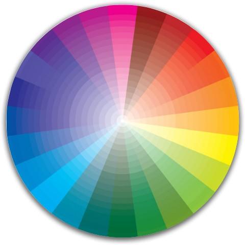 Colour Wheel Dynamic Discs Fuzion Justice Midrange Disc