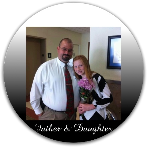 Father & daughter Dynamic Discs EMAC Truth Midrange Disc
