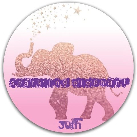 Sparkling elephant Latitude 64 Gold Line Pure Putter Disc