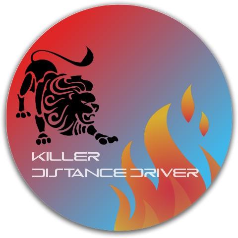 Killer Distance Driver Dynamic Discs Fuzion Felon Driver Disc