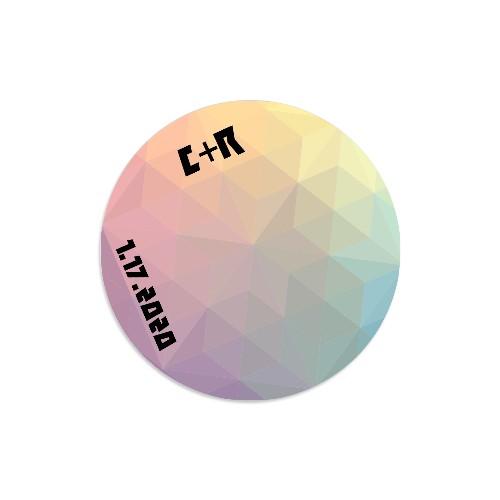 C+R Dynamic Discs Judge Mini Disc Golf Marker