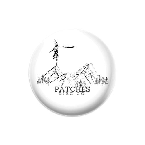 Dynamic Discs Judge Mini Disc Golf Marker #78563
