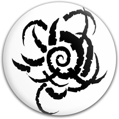 Tribe Black Spiral Dancers Dynamic Discs Fuzion Suspect Midrange Disc