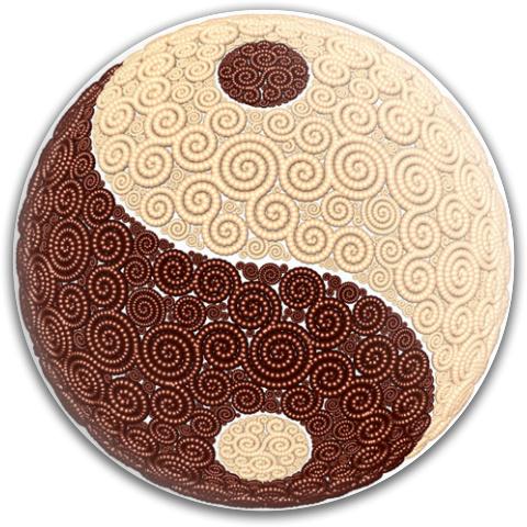 Yin Yang Spiral Packing Fig Dynamic Discs Fuzion Verdict Midrange Disc