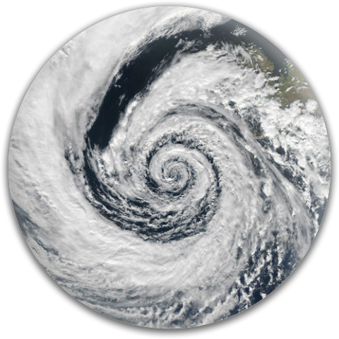 Hurricane Dynamic Discs Fuzion Verdict Midrange Disc