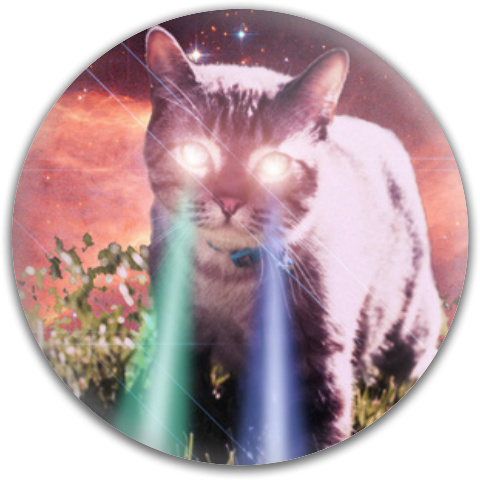 Laser Cat MVP Neutron Volt Driver Disc
