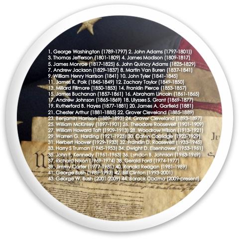 The President Dynamic Discs Fuzion Freedom Driver Disc