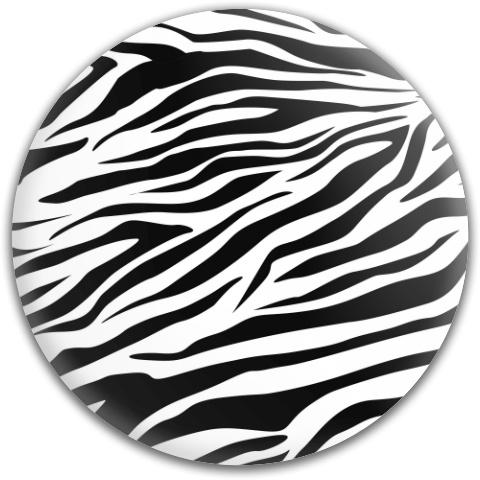 Zebra Stripes Dynamic Discs Fuzion Verdict Midrange Disc