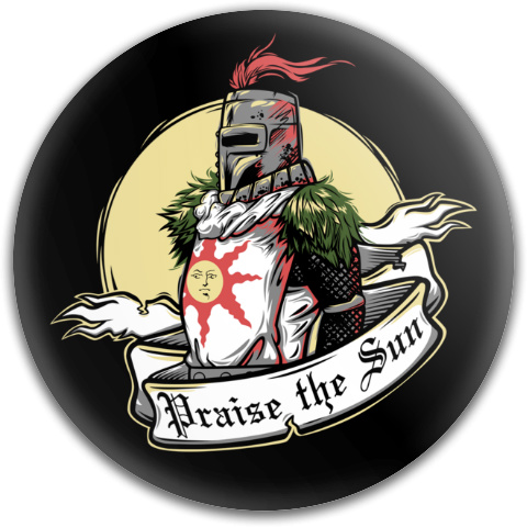 Dark Souls Dynamic Discs Fuzion Judge Putter Disc