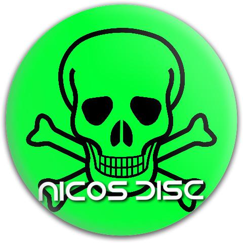 nicos Latitude 64 Stiletto Driver Disc