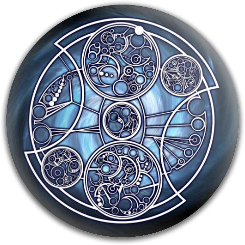 Doctor Who Wormhole Dynamic Discs Fuzion Truth Midrange Disc