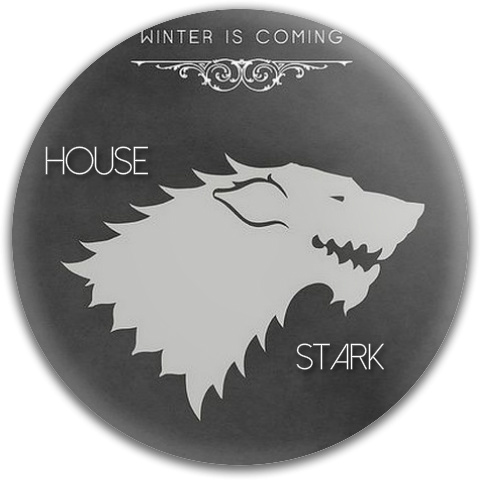 House Stark Dynamic Discs Fuzion Enforcer Driver Disc