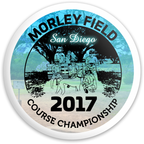 2017 Morley Field Championship Dynamic Discs Fuzion Freedom Driver Disc